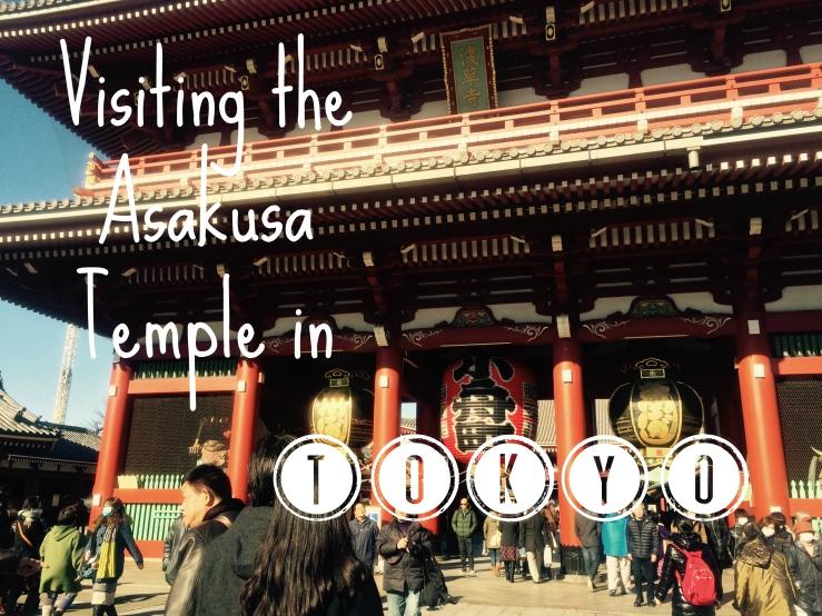 Asakusa Temple Tokyo