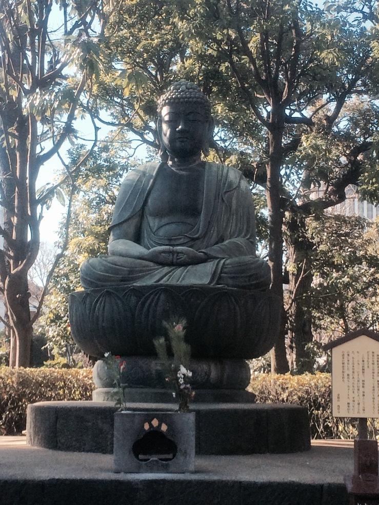 Buddha Asakusa Japan