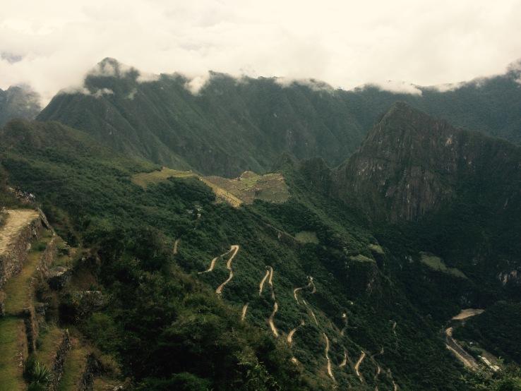 Inca Trail Hill