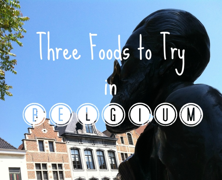 Food Try Belgium