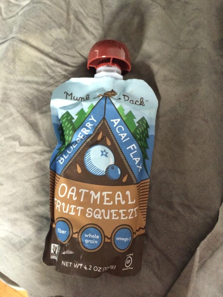 Munk Pack Oatmeal