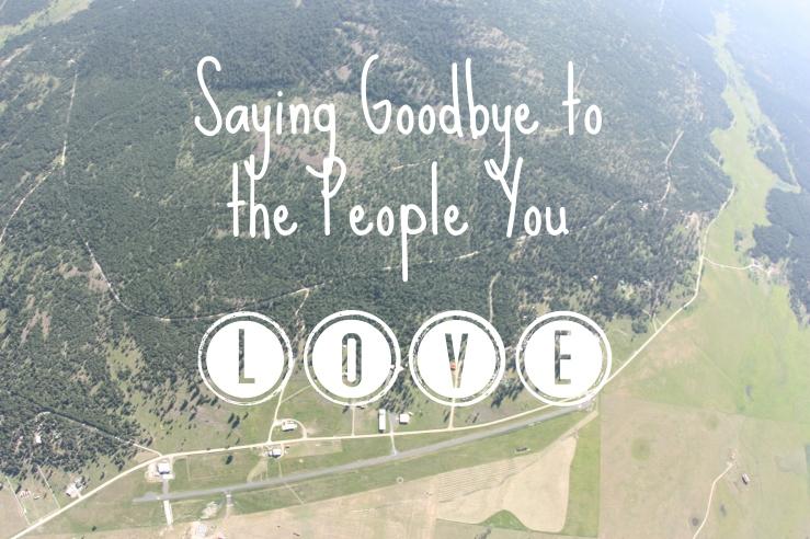 Skydive Montana Goodbye