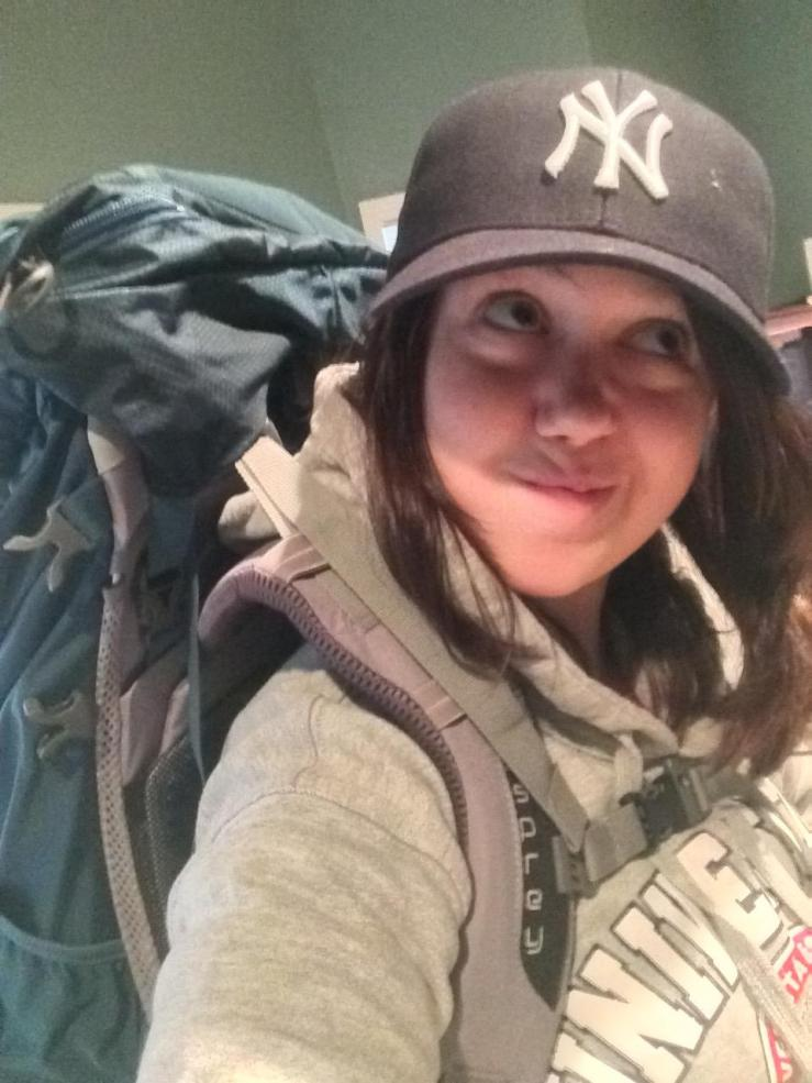 Alex Packing Backpack