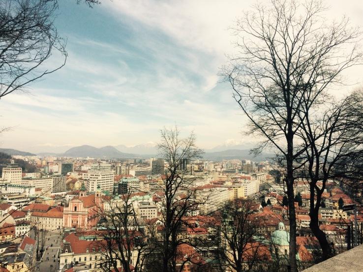 View Ljubljana Castle