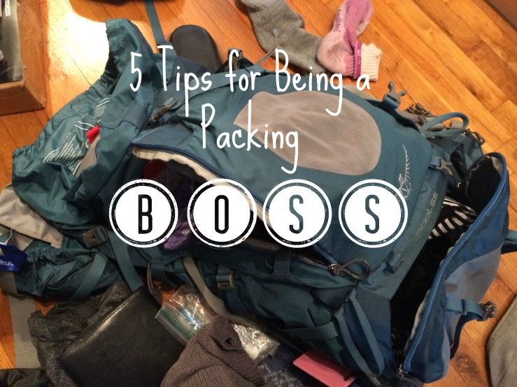 Packing Tips Travel