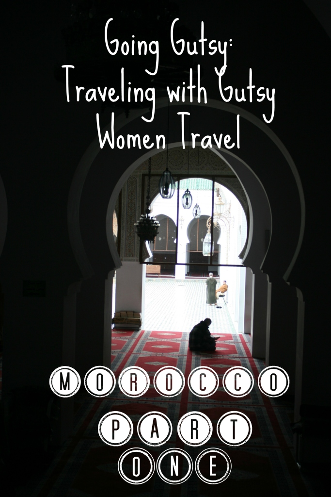Gutsy Women Travel
