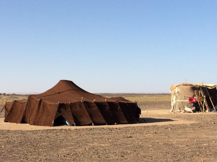 Nomad Family Desert