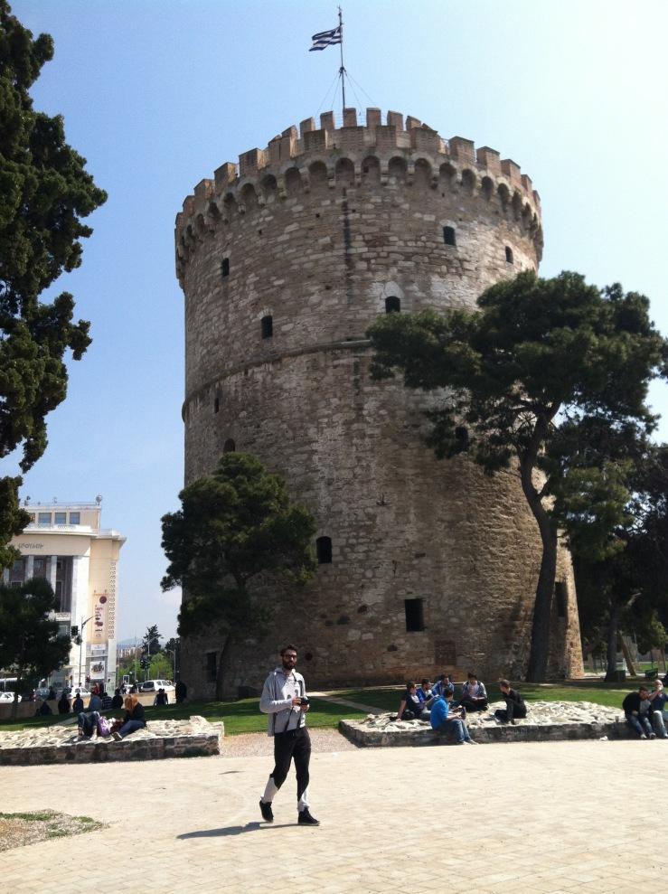Tower Greece Thessaloniki