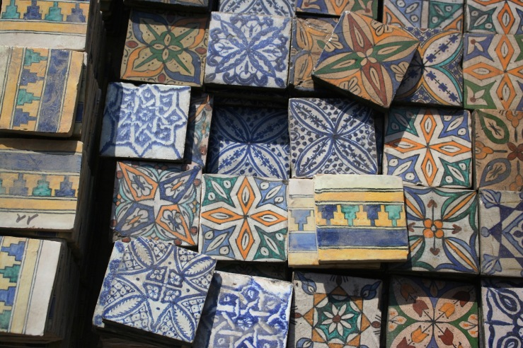 Tiles Gutsy Women
