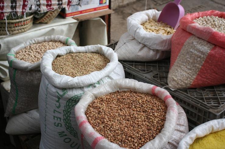 Market Fes Morocco