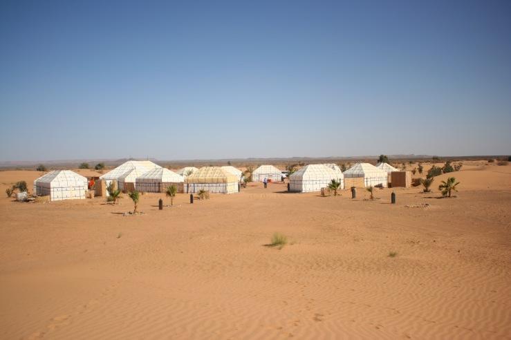 Camp Sahara Morocco