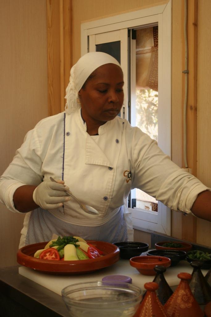Cooking Class Tajine