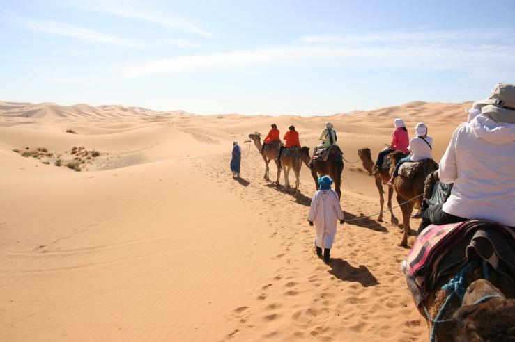 Gutsy Women Sahara