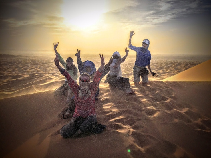 Sand Dune Gutsy