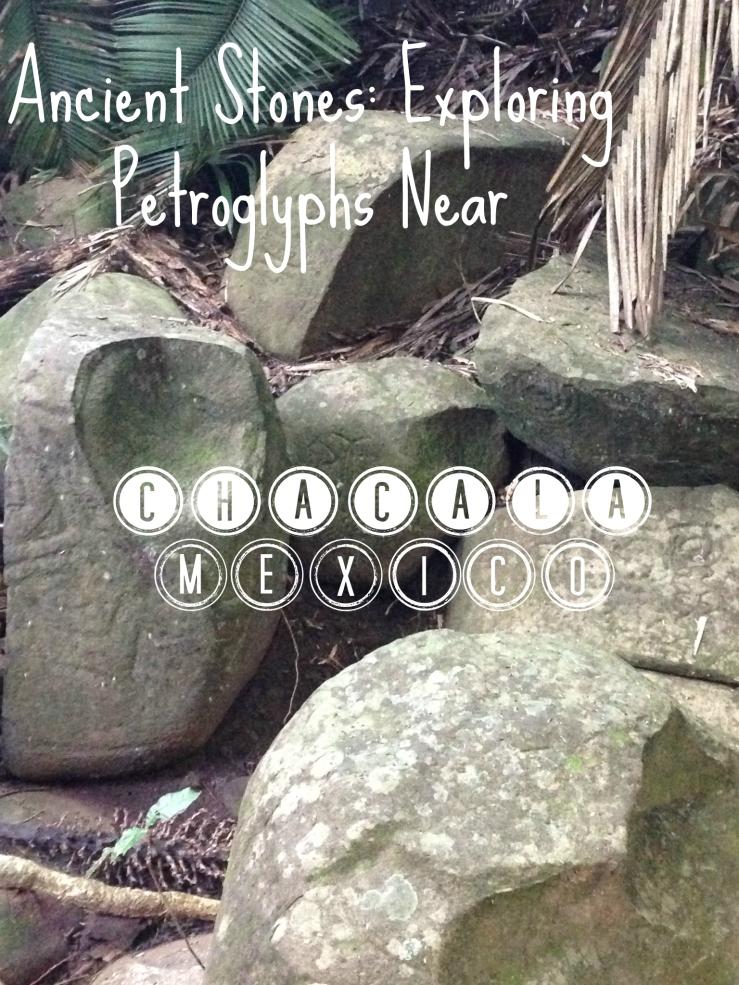 Chacala Mexico Petroglyphs
