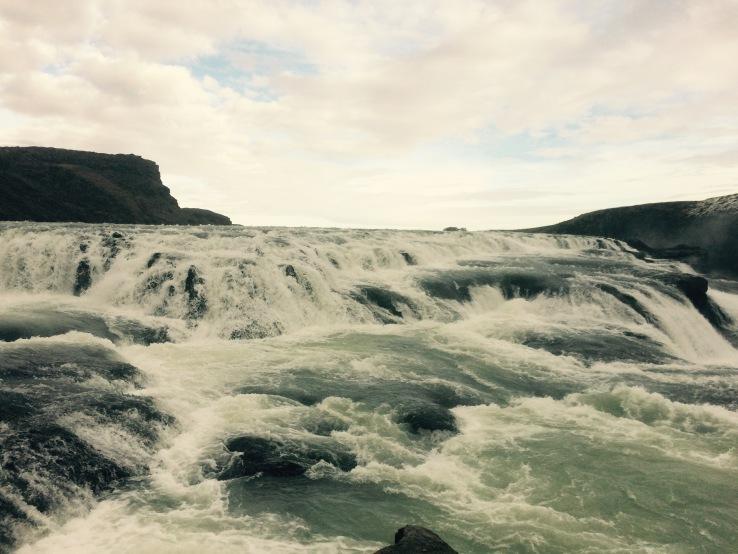 Gullfoss Water Iceland