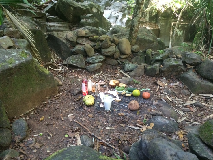 Food Sacrifice Chacala