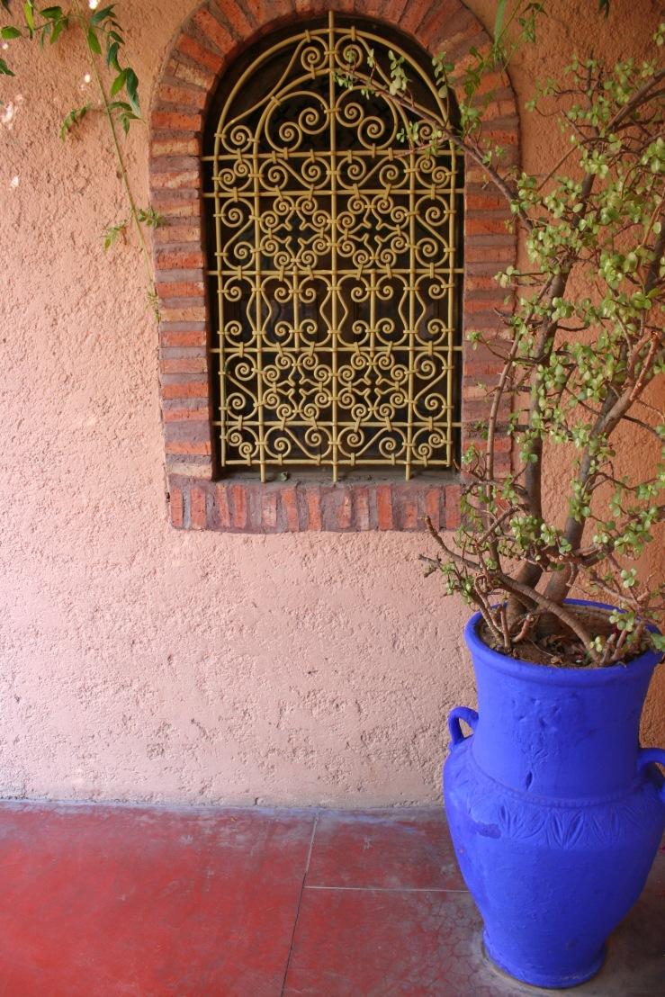 Vase Garden Marrakesh