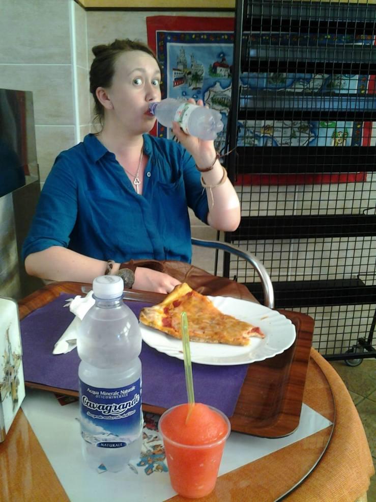 Alex Pizza Water