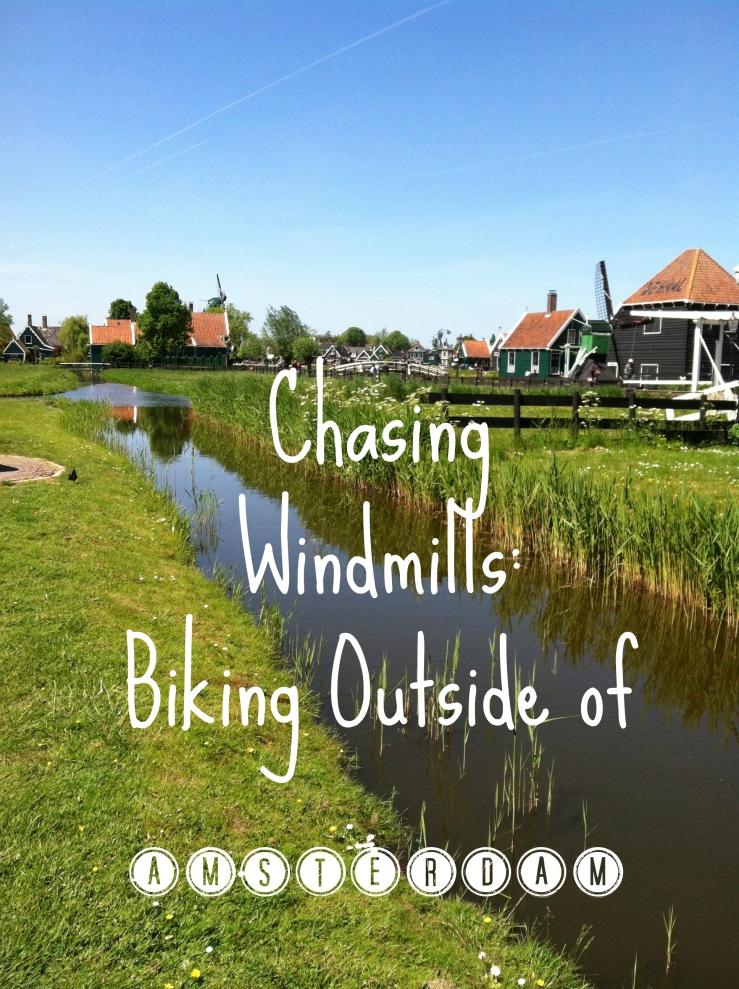 Amsterdam Windmills Travel