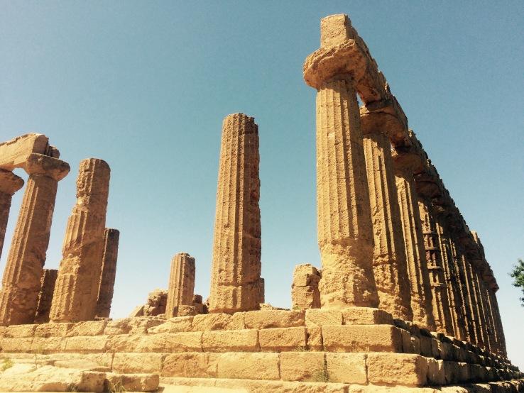 Ruins Sicily South