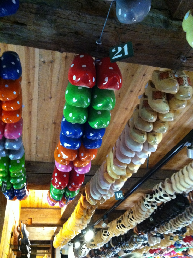 Wooden Shoes Factory