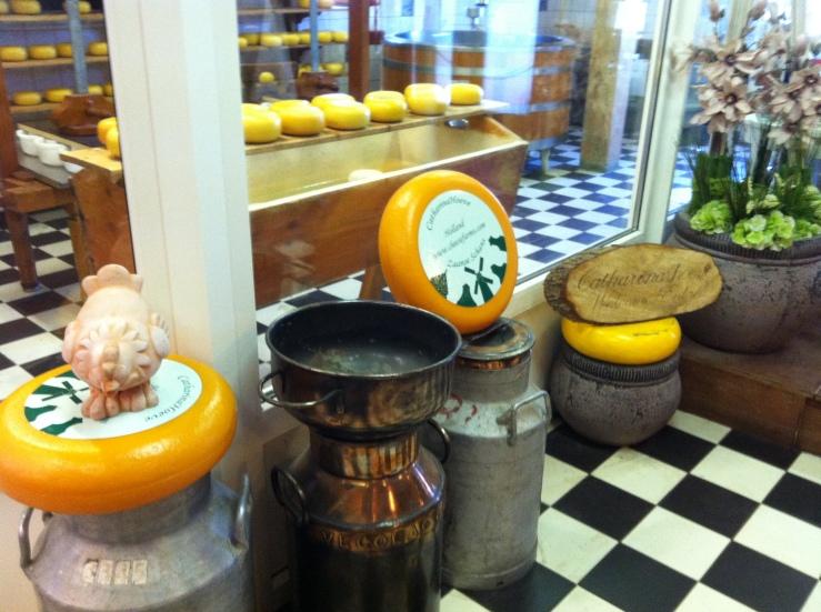 Cheese Travel Amsterdam