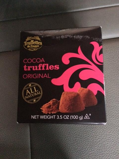 Truffles Try World