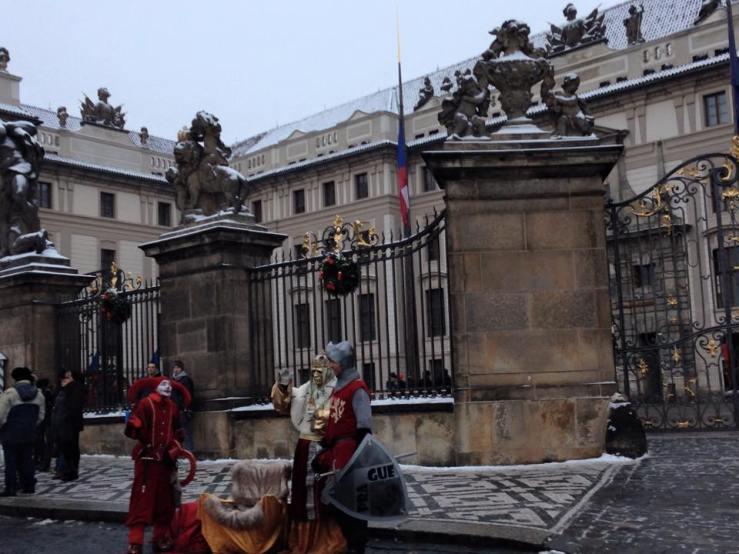 Prague Streets Travel