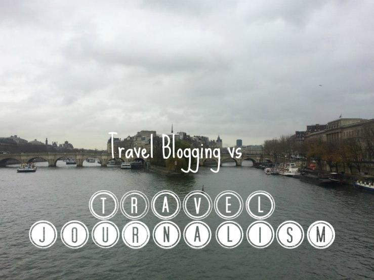 Paris Travel Writing
