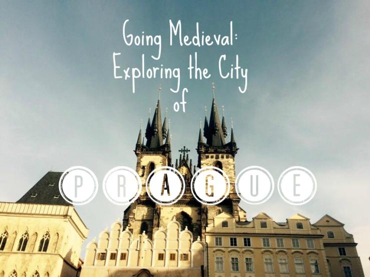 Prague Medieval Travel
