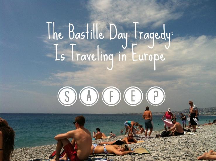 Bastille Traveling Europe