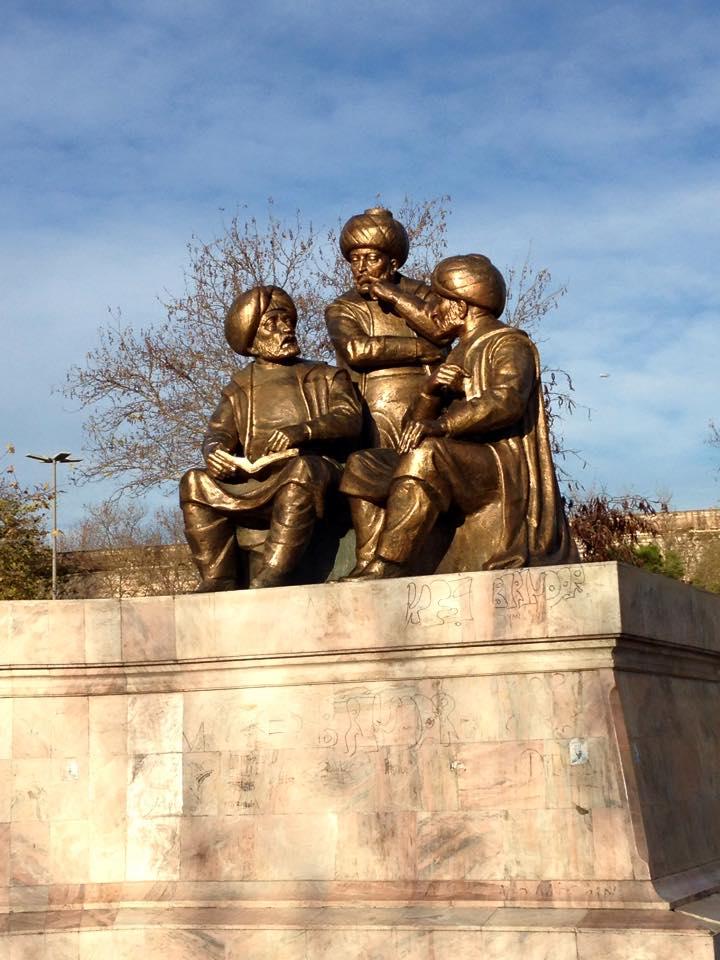 Statue Turkey Istanbul