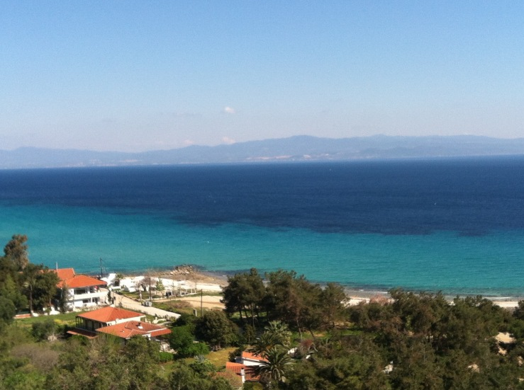 Greece Chalkadiki Beach