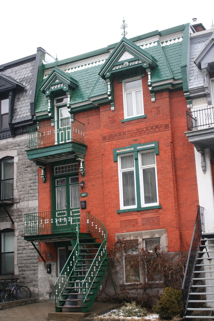 House Montreal Architecture