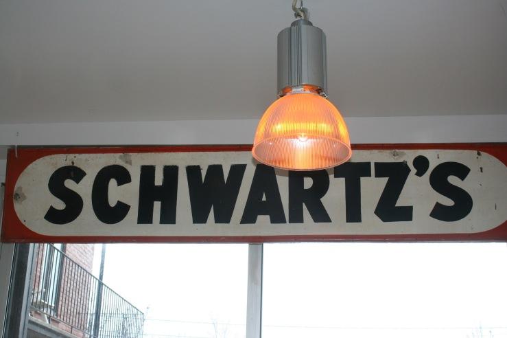 Schwartz's Montreal Deli