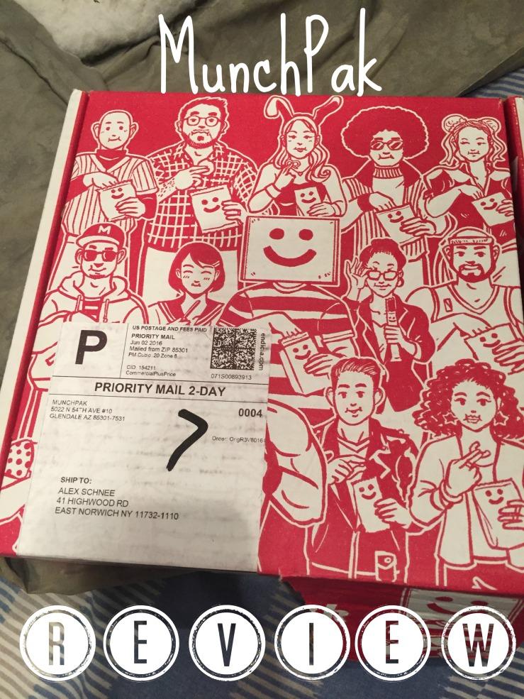 MunchPak Product Reviews