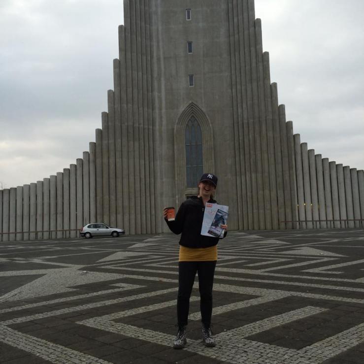 Alex Iceland Church