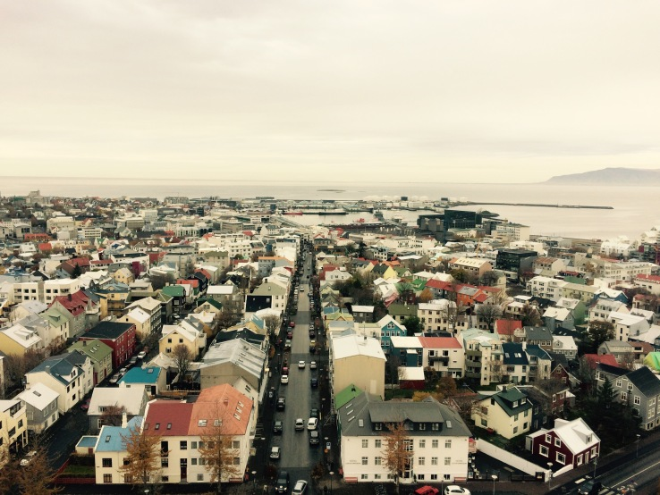 Iceland View Church