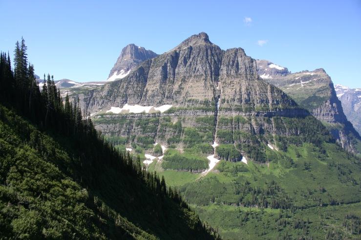 Mountains Glacier Park