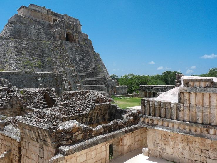 Mexico Ruins Americas