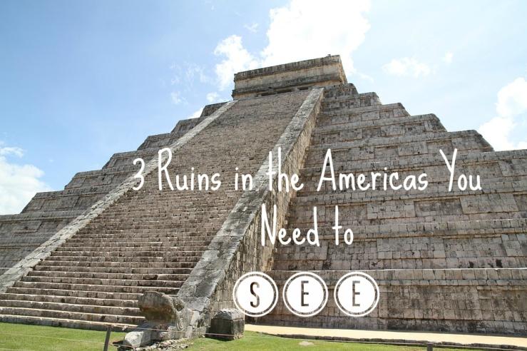 Ruins America See