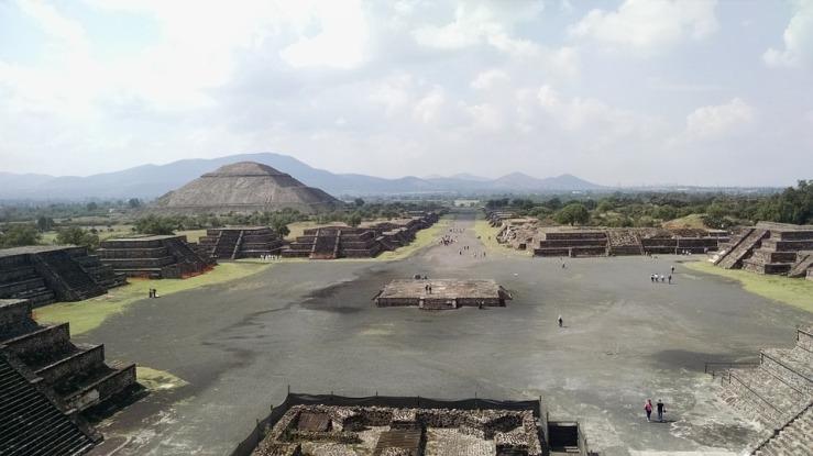 Mexico Ruins America