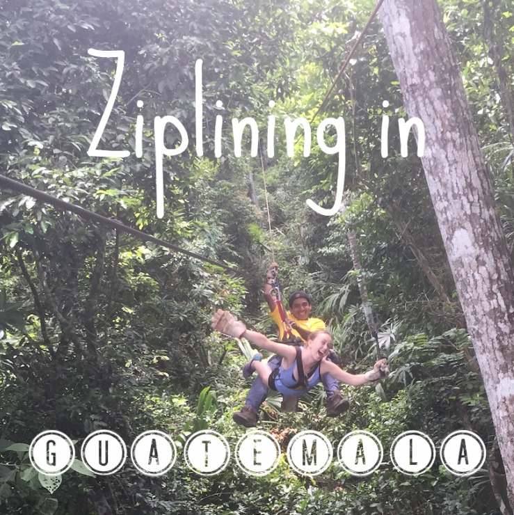 Guatemala Ziplining Trees