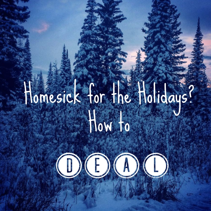 Homesick Holiday Deal