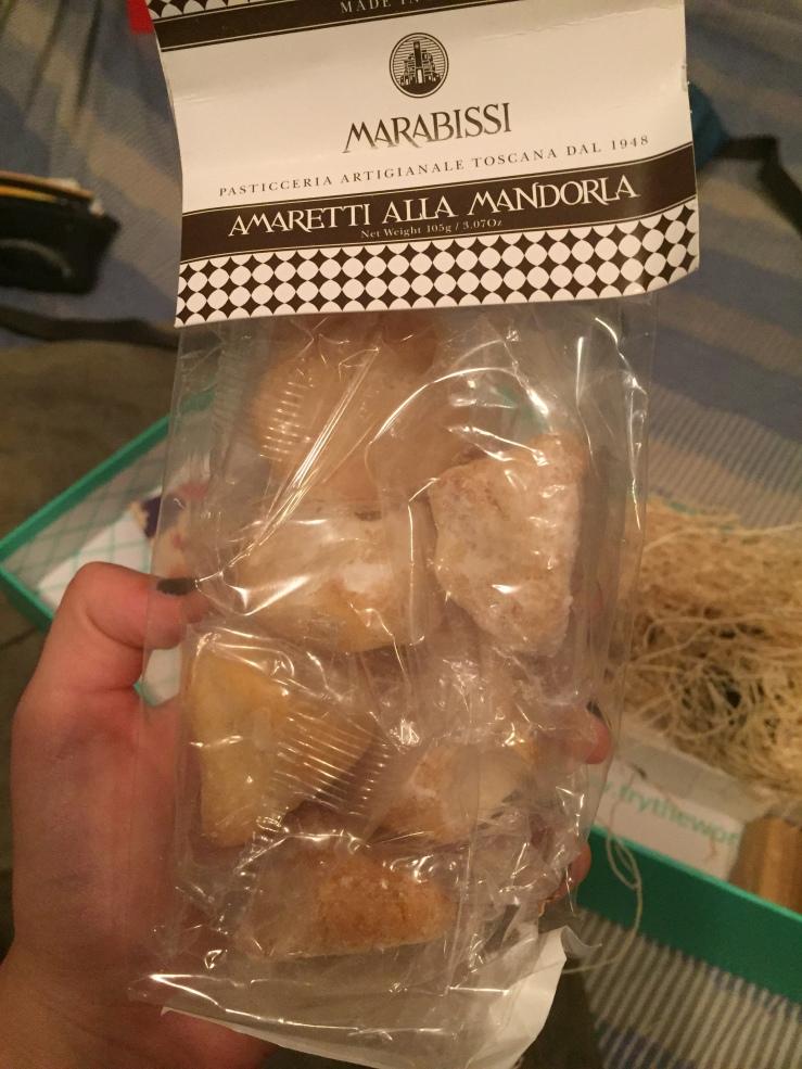 Cookies Italian Box