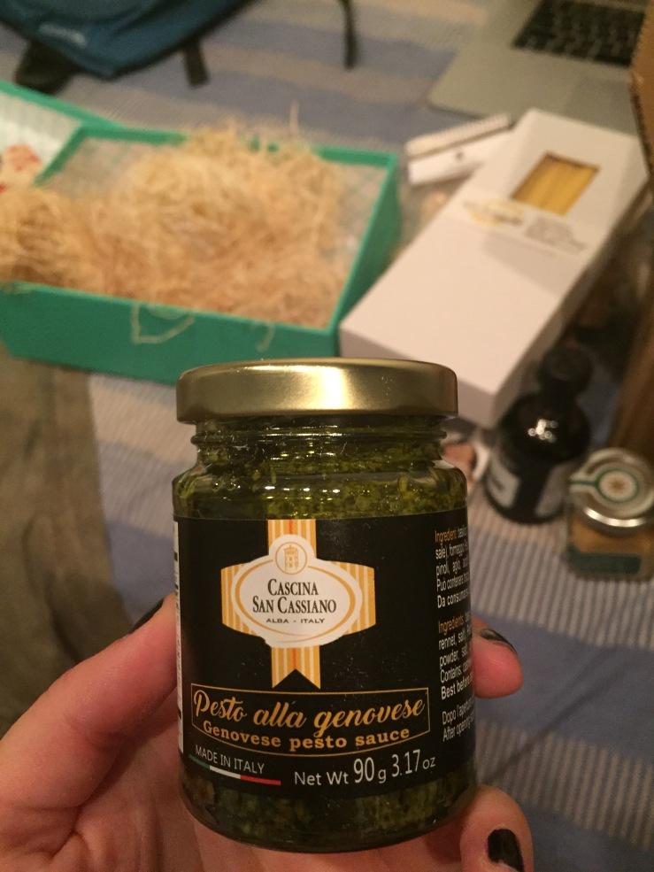 Pesto Try the World