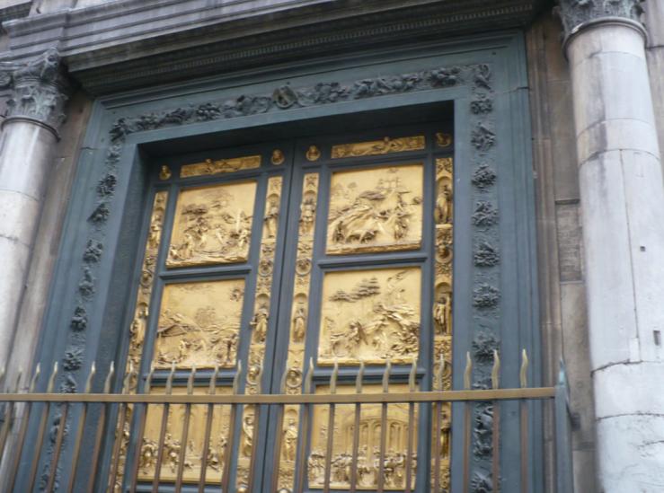 Florence Baptistry Doors