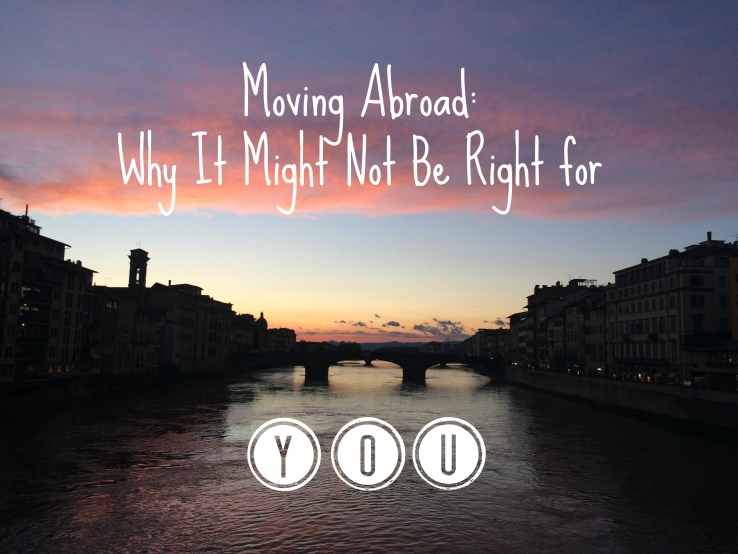 Moving Abroad Expat