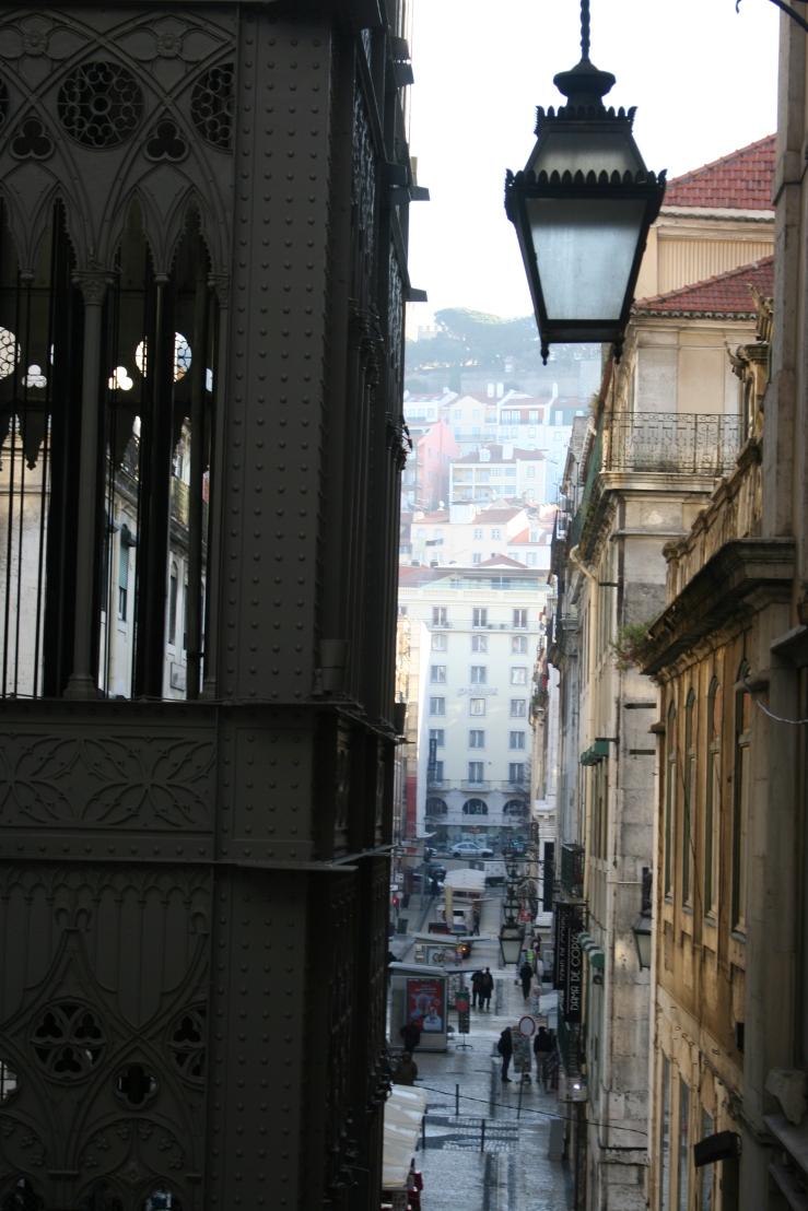Lisbon Buildings Elevator